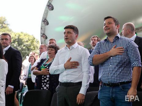 Зеленський сказав, що на День Незалежності України Богдан був в офіційній відпустці
