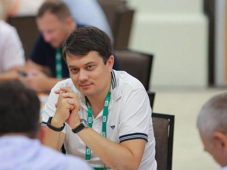 58 tn - Разумков заявил, что в Верховной Раде зарегистрировано почти 300 законопроектов, 67 из них – безотлагательные