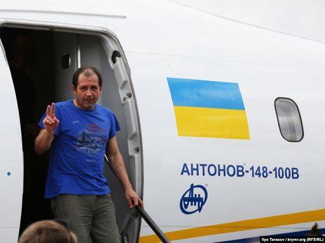 Балух вернулся в Украину 7 сентября
