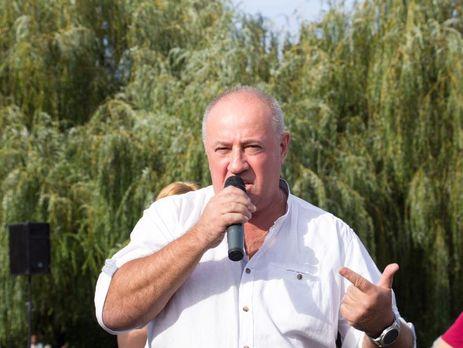 """Чумак подтвердил изданию """"ГОРДОН"""", что претендует на должность главного военного прокурора"""