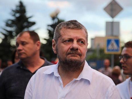 Мосийчук (на фото) заявил, что этот россиянин является приближенным Кадырова
