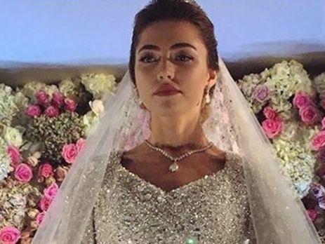 Гуцериев свадьба фото невесты