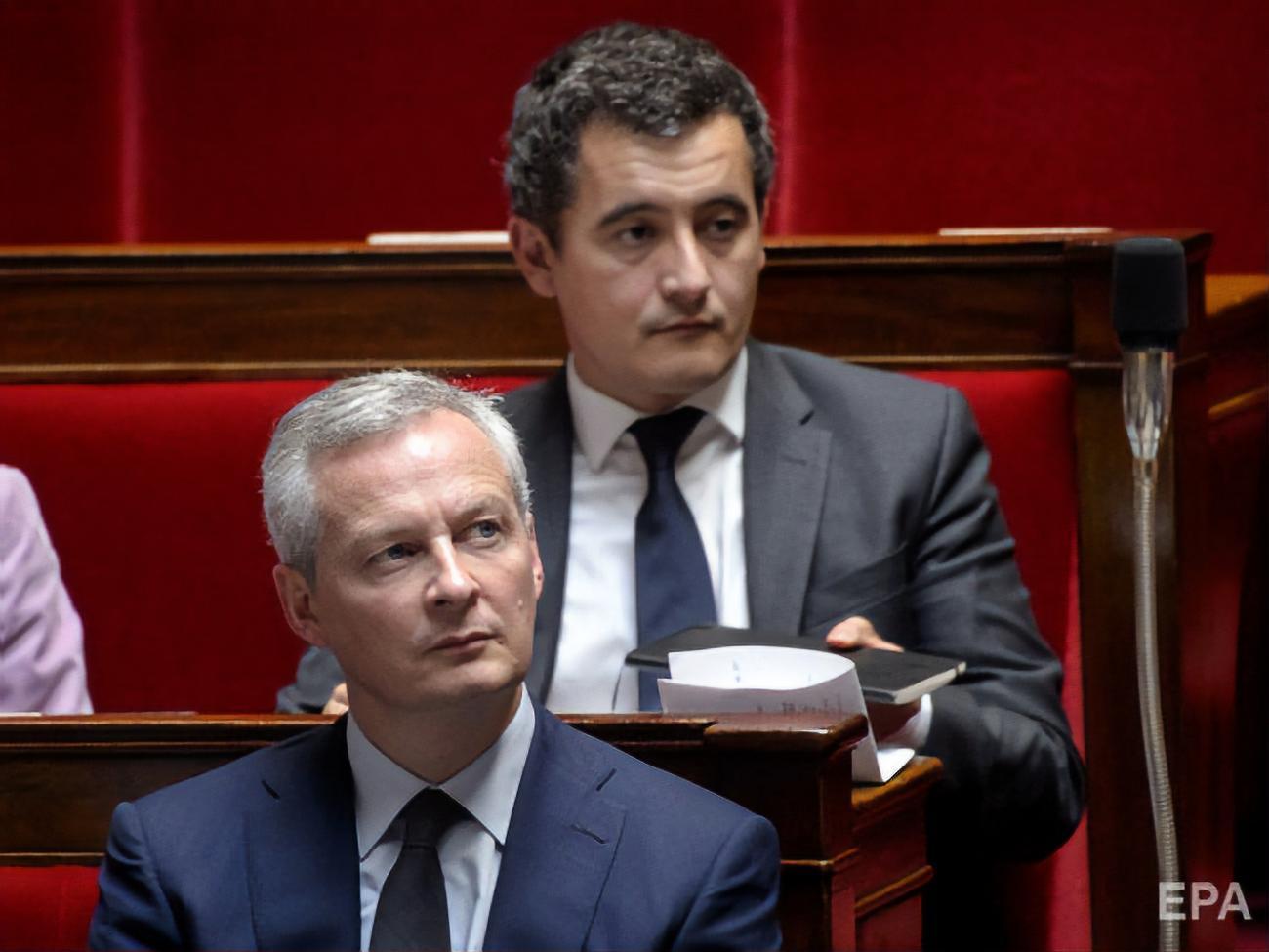 Во Франции два министра получили анонимные письма с пулями – СМИ