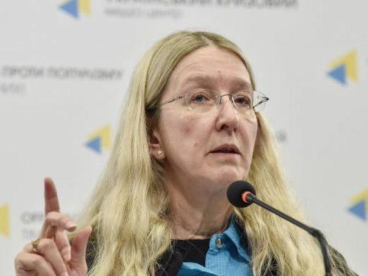 Супрун о Скалецкой: У нее нет системного видения и понимания, что происходит
