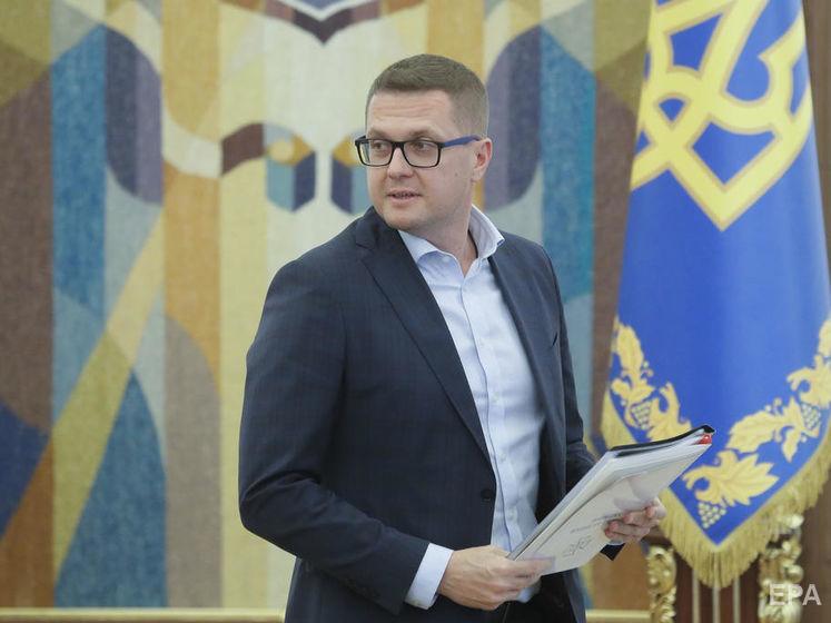 Скорочення штату СБУ буде обов'язково – Баканов