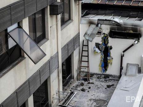 Пожежу загасили за дві години