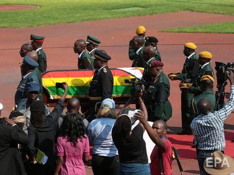 Мугабе умер в возрасте 95 лет