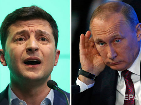 Встреча Зеленского и Путина в рамках саммита в нормандском формате пройдет в октябре – СМИ