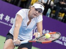 Козлова проиграла в первом раунде теннисного турнира в Гуанчжоу
