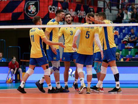 Сборная Украины вышла вплей-офф чемпионата Европы
