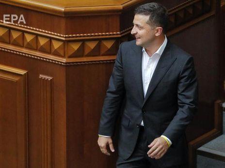 Зеленский обязал Кабмин внести на рассмотрение Верховной Рады ряд законопроектов до 1 октября 2019 года