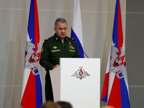 Российский министр заявил, что «экстремистов на Украине все равно придется останавливать»