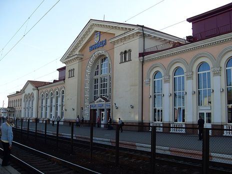 В Виннице загорелся вагон поезда – ГСЧС