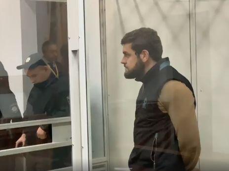 Вернувшегося в Украину фигуранта дела об избиении Мустафы Найема отправили под круглосуточный домашний арест