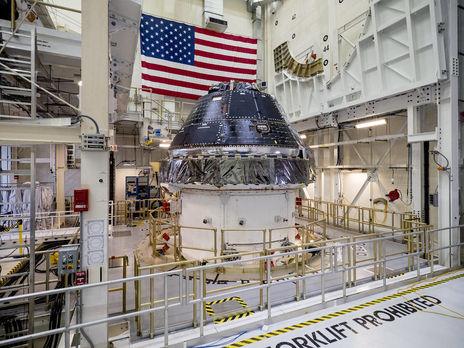 Стоимость первых двух космических кораблей оценивается в $2,7 млрд