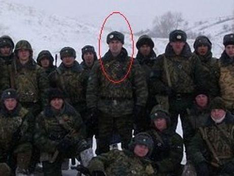 Разведка зафиксировала на Донбассе офицера ВС РФ Залибека Усмаева