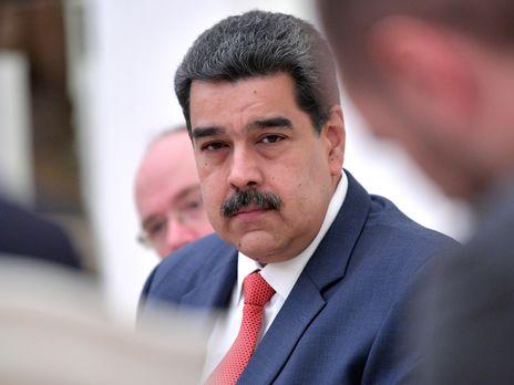 Мадуро сообщил, что россияне прибыли на двух самолетах