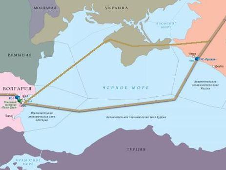 Газопровод южный поток газпром как инвестировать деньги