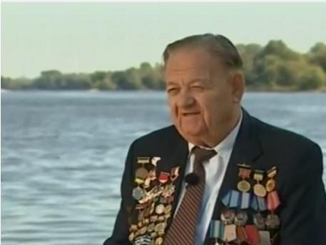 Ветеран войны Василий Клюй: Я бы сказал в глаза Путину: