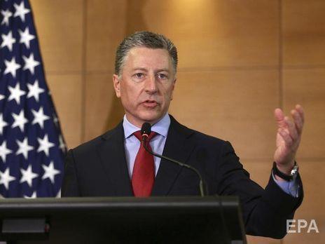 Американські ЗМІ повідомили про відставку Волкера пізно ввечері 27 вересня