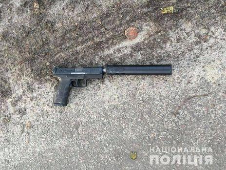 Громадянин Грузії відстрілювався з пістолетів, стверджують у поліції