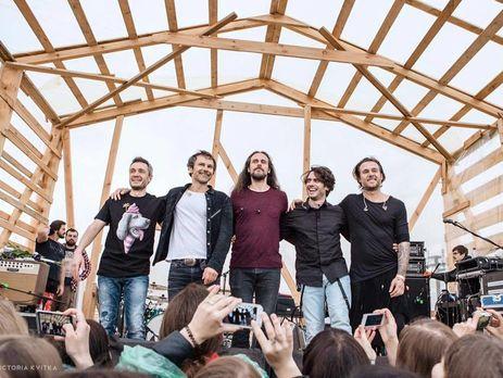 """Гурт """"Океан Ельзи"""" виклав у відкритий доступ свій новий альбом """"Без меж"""""""