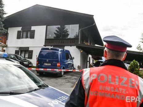 ВАвстрии мужчина изревности убил бывшую девушку ивсю еесемью