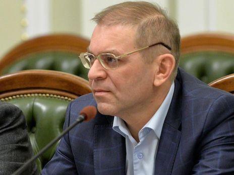 После ареста Пашинского Андрей Портнов обратился кПорошенко