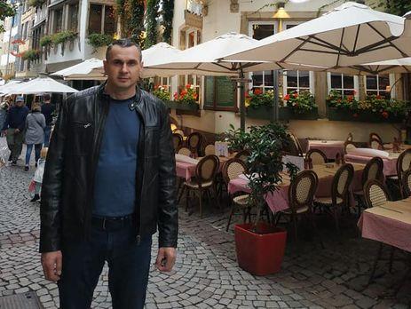 Сенцов пять лет провел за решеткой