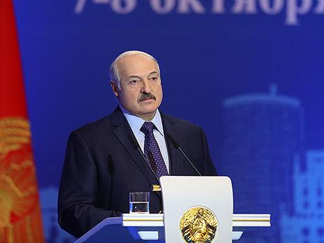 Лукашенко (на фото): Зеленський готовий до важких рішень для досягнення миру