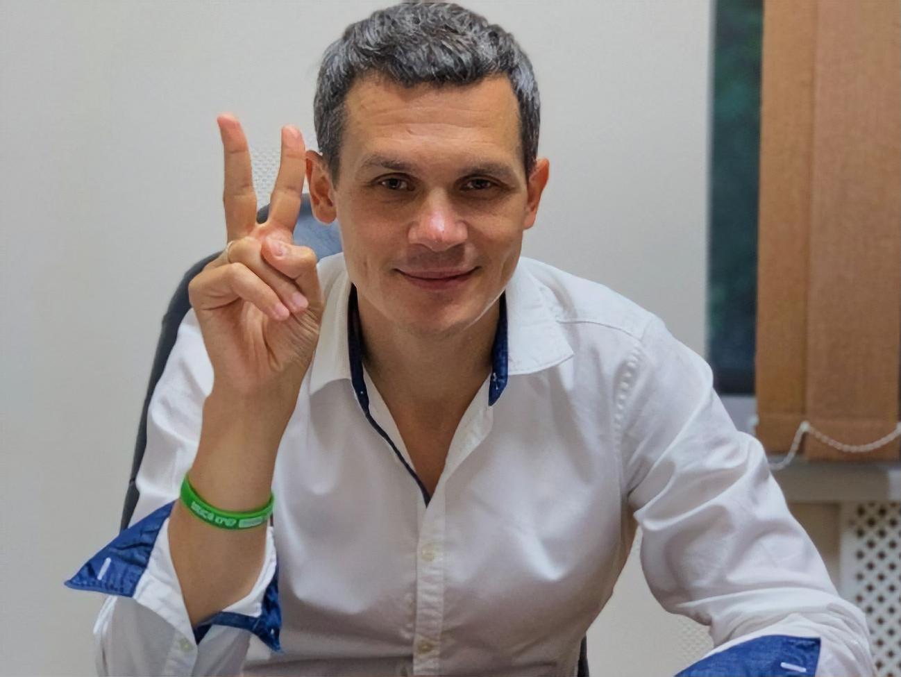 Нардеп от 'Слуги народа' претендует на должность председателя Харьковс