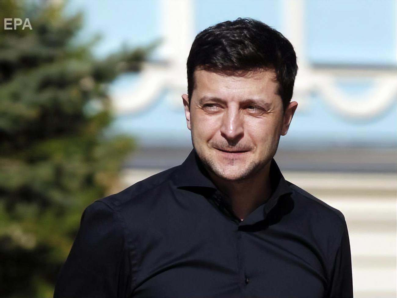 Зеленский заявил, что обсудит введение миротворцев ООН на границу Укра