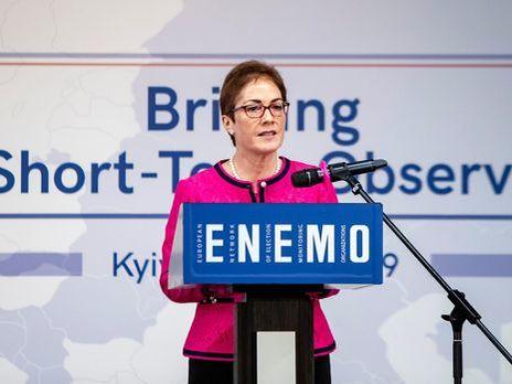 Прошлый  посол США вКиеве даёт показания в съезде  США