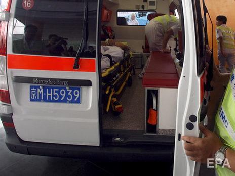 В результате взрыва в китайском ресторане погибло шесть людей