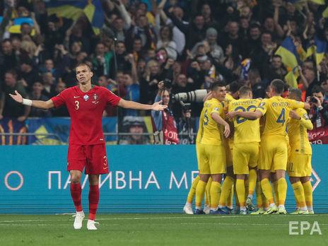 Сборная Украины по футболу пробилась на Евро 2020