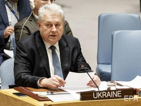 Генсек ООН сообщил о нарушении Россией в Крыму женевских конвенций – Ельченко