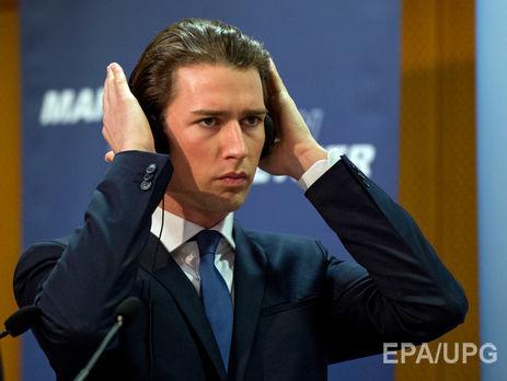 Попала ли австрия под санкции россии