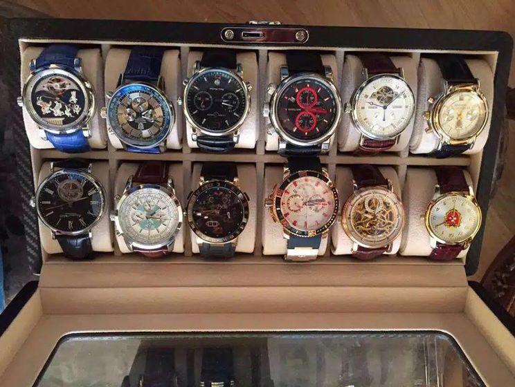 коллекция часов депардье