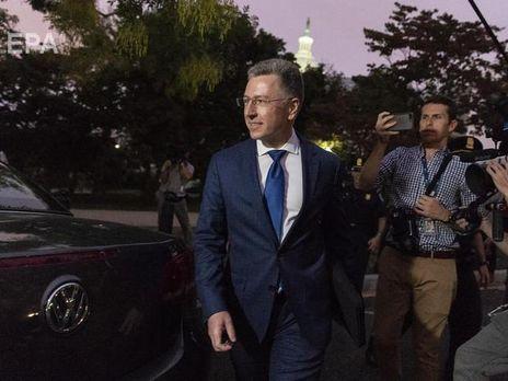 Волкер: Задержка помощи США Украине пошла из Офиса управления бюджетом
