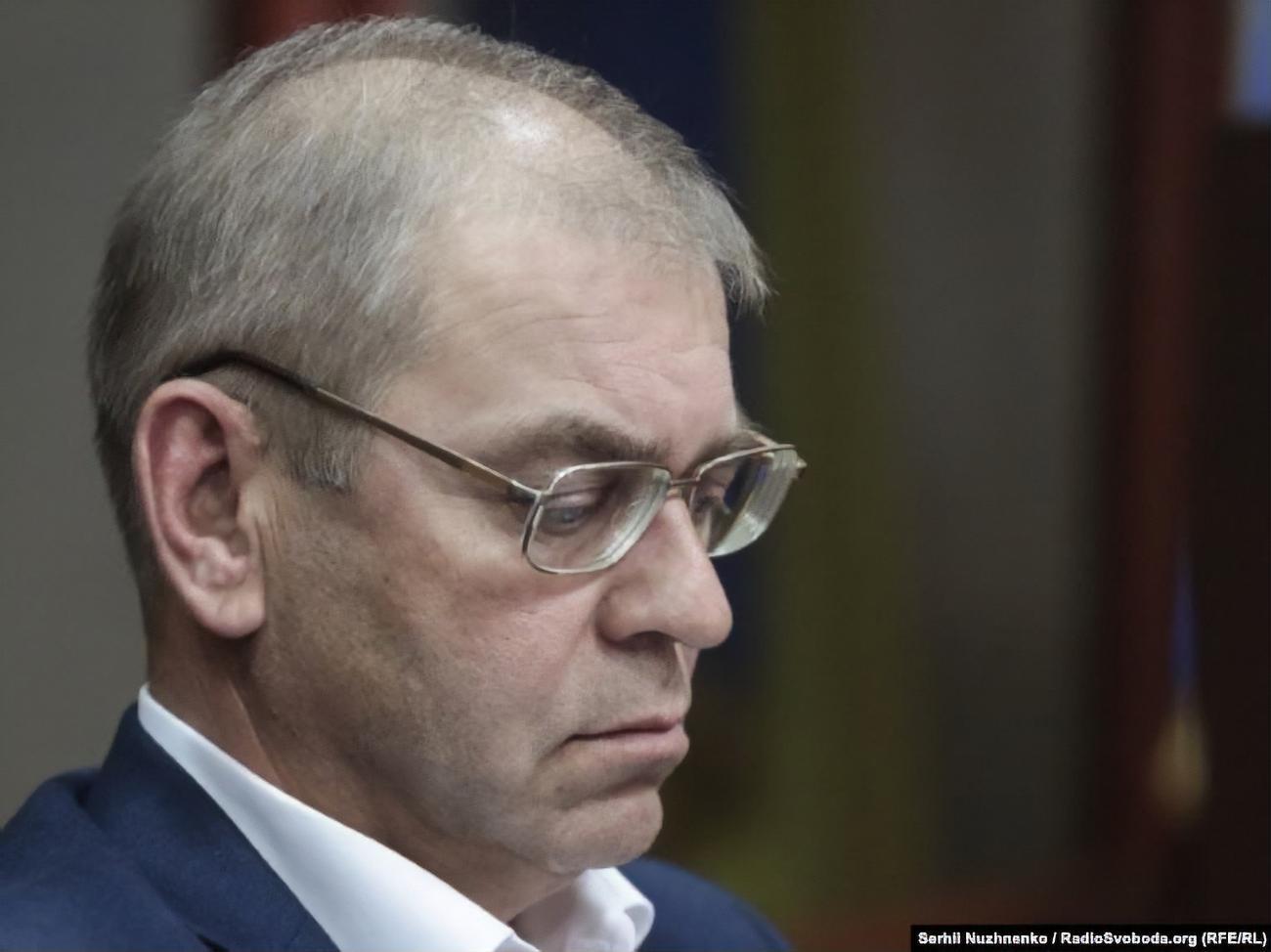 Пашинского не доставили в суд из-за 'угрозы от российских спецслужб' -