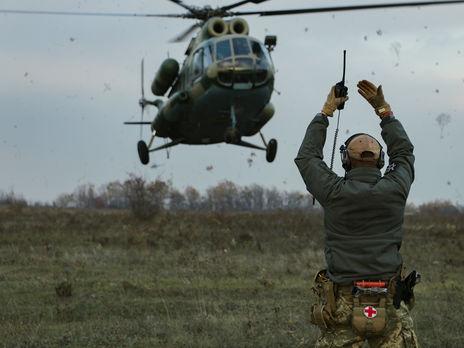 7 ноября на Донбассе были потери в рядах украинских военных