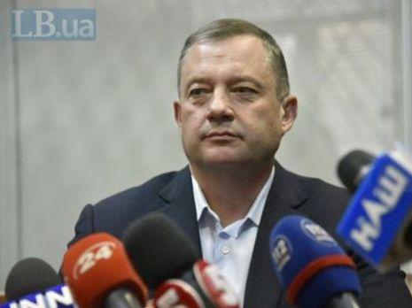 Суд арестовал Дубневича до 31 декабря