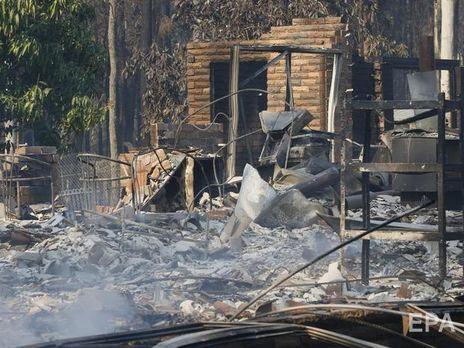 В Новом Южном Уэльсе уже сгорело 150 домов