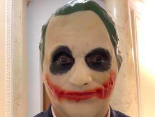 Кива пришел в Раду в маске Джокера. Видео