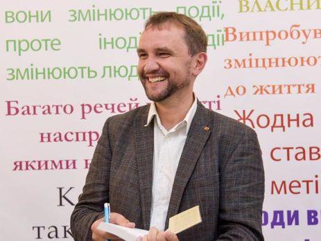 """В'ятрович заявив, що йде в політику, щоб зупиняти """"русский мир"""""""