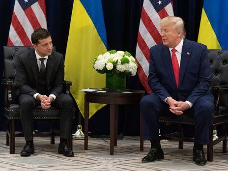 Разговор между Трампом и Зеленским состоялся 21 апреля