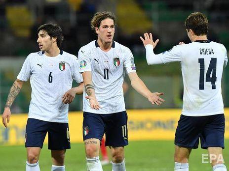 Испания италия футбол результат