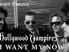 I Want My Now. Вышел клип группы The Hollywood Vampires. Видео