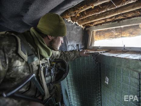 Сутки в ООС: Боевики семь раз открывали огонь по позициям ВСУ, семеро военных ранены
