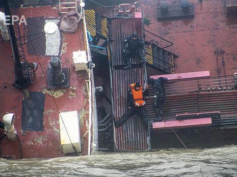 Владелец танкера Delfi приказал экипажу отказываться от эвакуации - Одесская ОГА